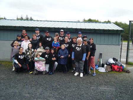 Team E.L.I. Softball T-Shirt Photo
