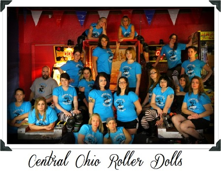 Roller Derby Team!! T-Shirt Photo