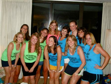 Beach Week 2012 T-Shirt Photo