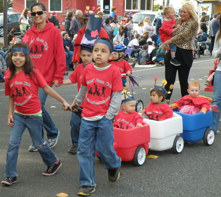 James' Place Kids On Parade T-Shirt Photo