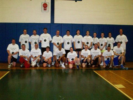 Delaware League Coaches Vs. Cancer T-Shirt Photo