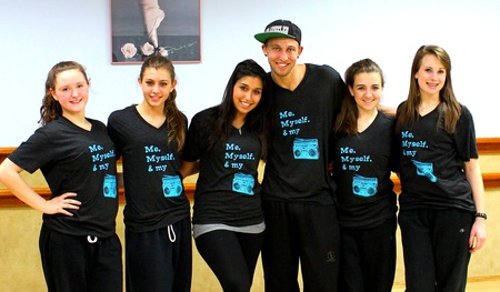 Hip Hop Class!! T-Shirt Photo