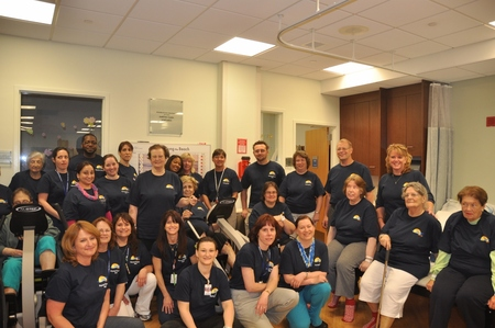 Pbmc Staff & Rehab Patients  T-Shirt Photo