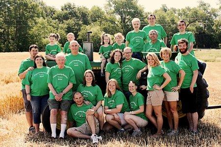 Flynn Family Reunion 2012 T-Shirt Photo