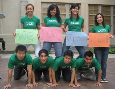 We Love Custom Ink T-Shirt Photo