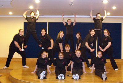 Teen Theme Dance Company T-Shirt Photo