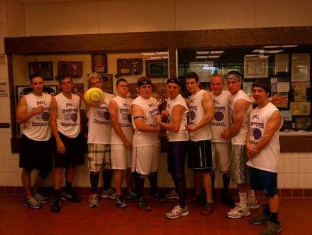 Dodgeball T-Shirt Photo