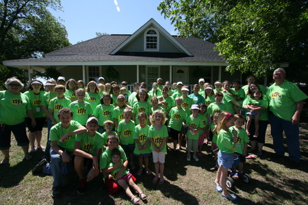 Cousin Camp 2012 T-Shirt Photo