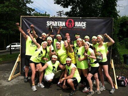 Spartans! T-Shirt Photo