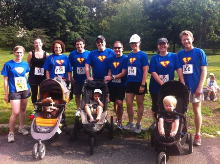 Team Semicolons Represent T-Shirt Photo