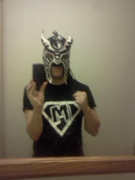Mayhem  T-Shirt Photo