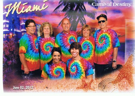 Cruisin' 2012 T-Shirt Photo
