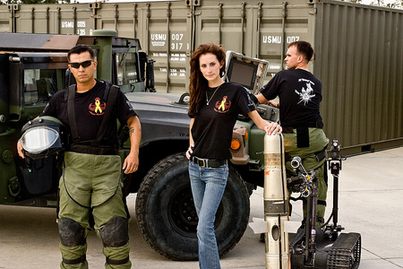 """""""We Remember"""" Eod In The Marine Corps T-Shirt Photo"""