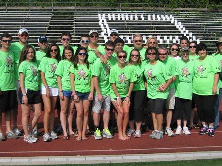 Relay For Life   Mighty Ducks 2012 T-Shirt Photo