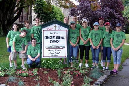 Boston Urban Outreach Trip T-Shirt Photo