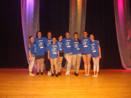 Broadway Dance Academy T Shirts! T-Shirt Photo