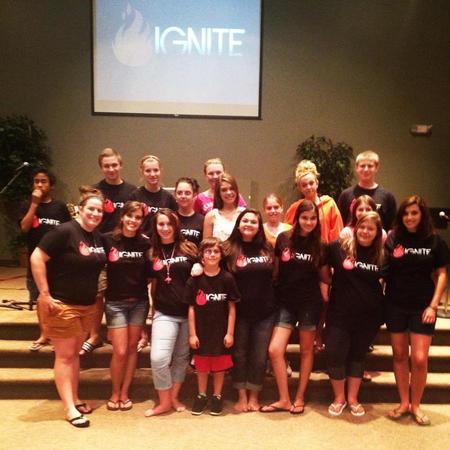 Ignite Youth Group T-Shirt Photo