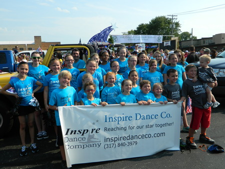Our First Parade Performance! T-Shirt Photo