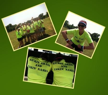 C4 S Kickball Team T-Shirt Photo