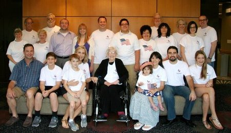 Zimmer Family Reunion 2012 T-Shirt Photo