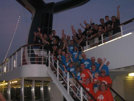2012 Family Cruise T-Shirt Photo