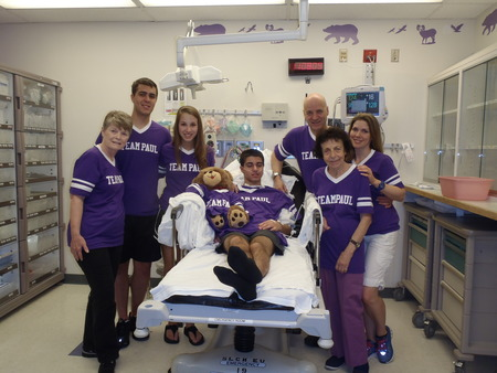 Team Paul T-Shirt Photo