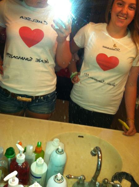 Kiss And Motley Crue, 7/22/2012 T-Shirt Photo