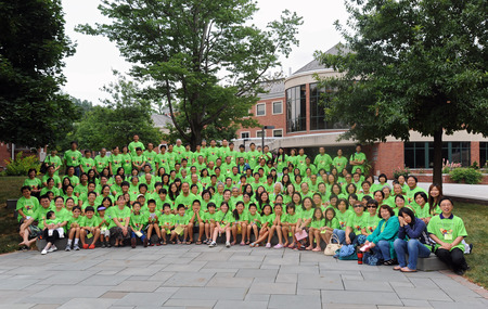 Summer Retreat 2012 T-Shirt Photo