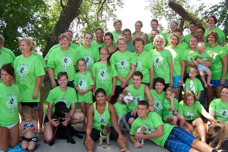 Cousins Unite! T-Shirt Photo