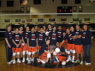 Hiller Volleyball T-Shirt Photo