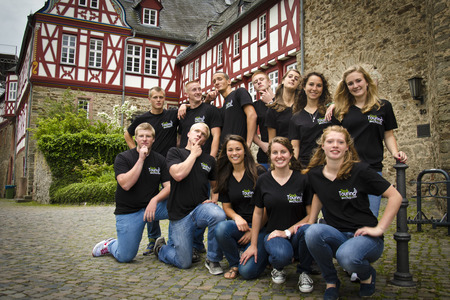 EuropäIsche Chorreise   European Choir Tour T-Shirt Photo
