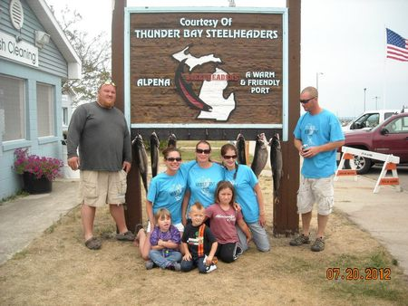 2012 Mobile One Fishing T-Shirt Photo