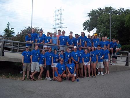 Friends & Family Of Eric A. Lache T-Shirt Photo