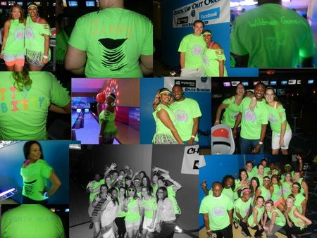 $ Quarter & Dimes $ Bday Extravaganza T-Shirt Photo