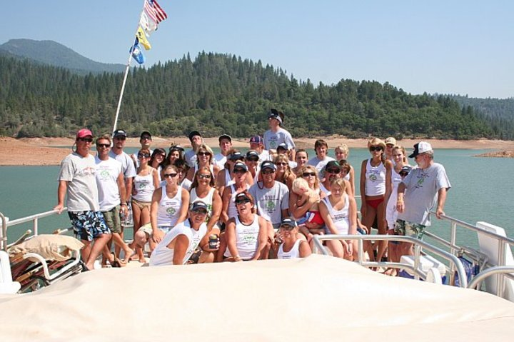 2nd Annual Can'tcun Adventure  Shasta Lake 2006 T-Shirt Photo