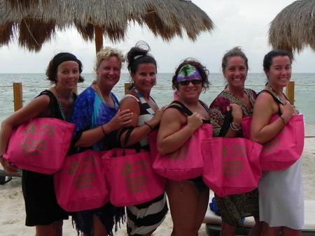 56234a94 40th Birthday Trip In Riviera Maya T-Shirt Design Ideas - Custom ...