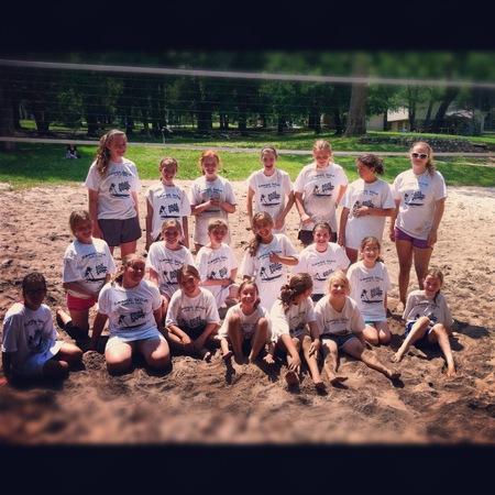 Summer Serve 2012 T-Shirt Photo