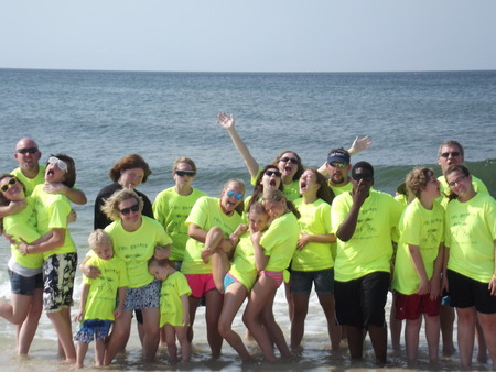 Fbc Bemis Youth Beach Retreat 2012 T-Shirt Photo