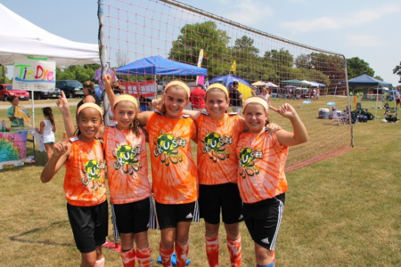 3 V 3 Soccer Tournament T-Shirt Photo