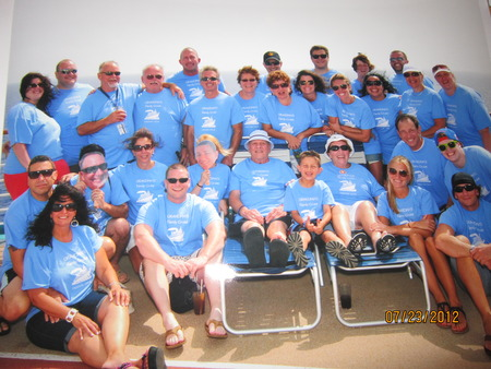 Grandma's Family Cruise T-Shirt Photo