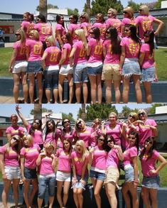 seniors with spirit t shirt photo