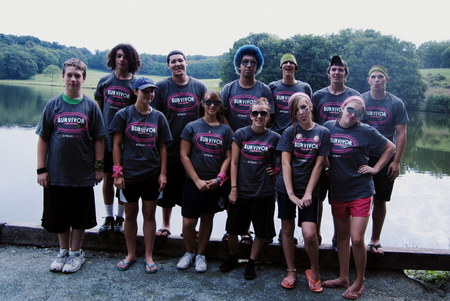 Poort Survivor Weekend T-Shirt Photo
