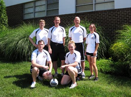 Adi Volleyball T-Shirt Photo