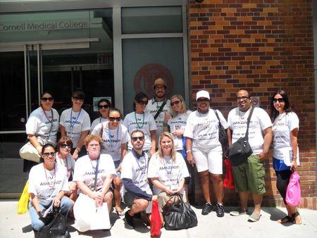 Gco & Octa Staff Amazing Race T-Shirt Photo