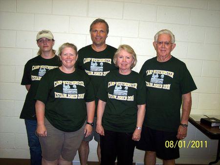The Fam! T-Shirt Photo