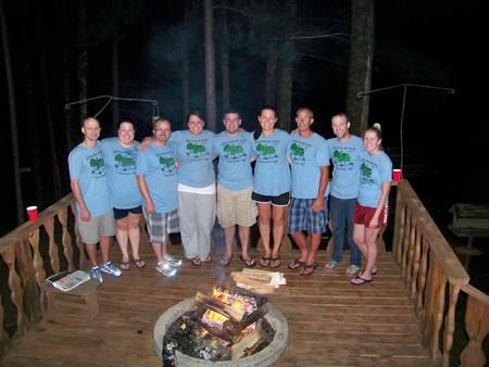 Annual Family Fellowship Weekend T-Shirt Photo
