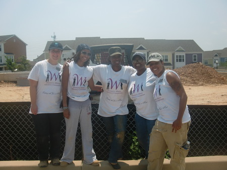 Women Build   Habitat For Humanity 2012 T-Shirt Photo