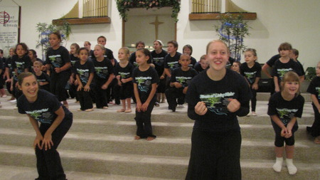 Dance Camp Finale! T-Shirt Photo