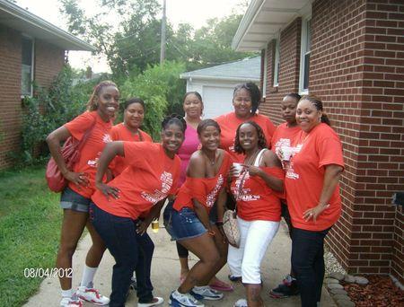 Delaney's Semi Annual Neighborhood Reunion T-Shirt Photo