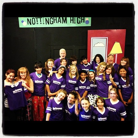 Nottingham Opening Night T-Shirt Photo